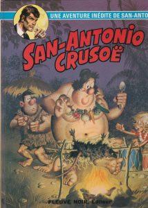 San-Antonio Crusoé