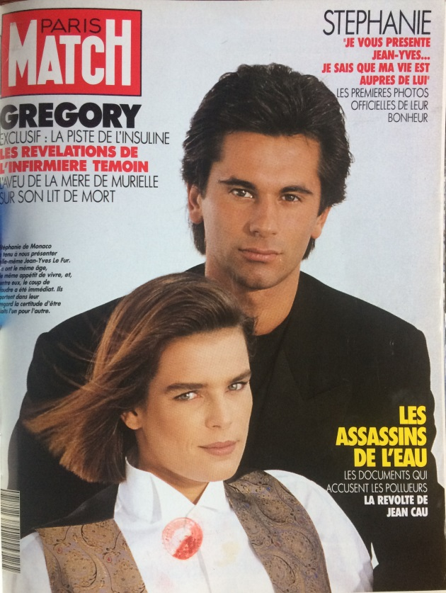 Paris Match n°2128