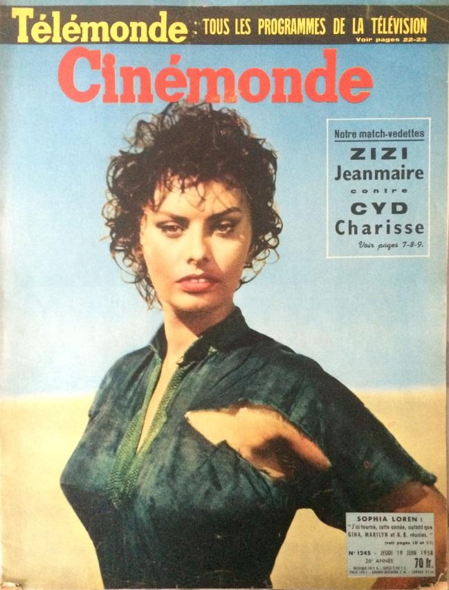 Cinémonde 1245