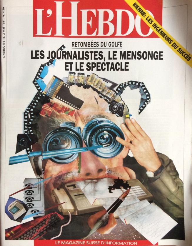 L'hebdo n°18 mai 1991