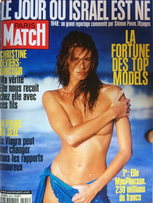 Paris-Match n°2555