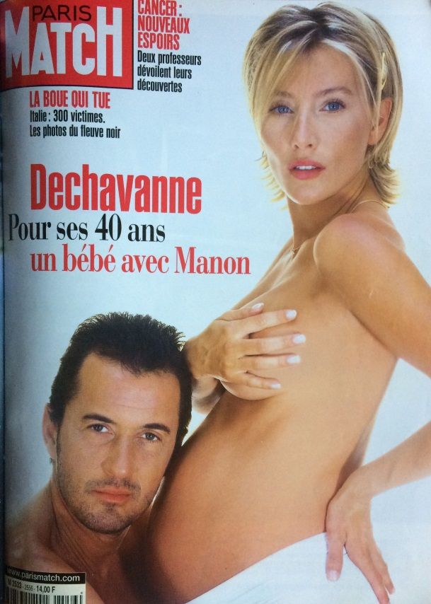 Paris-Match n°2556