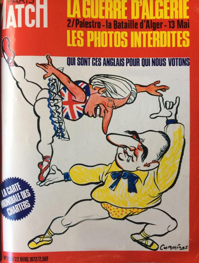 Paris match 1198