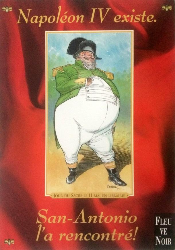 Affiche Napoléon Pommier recto