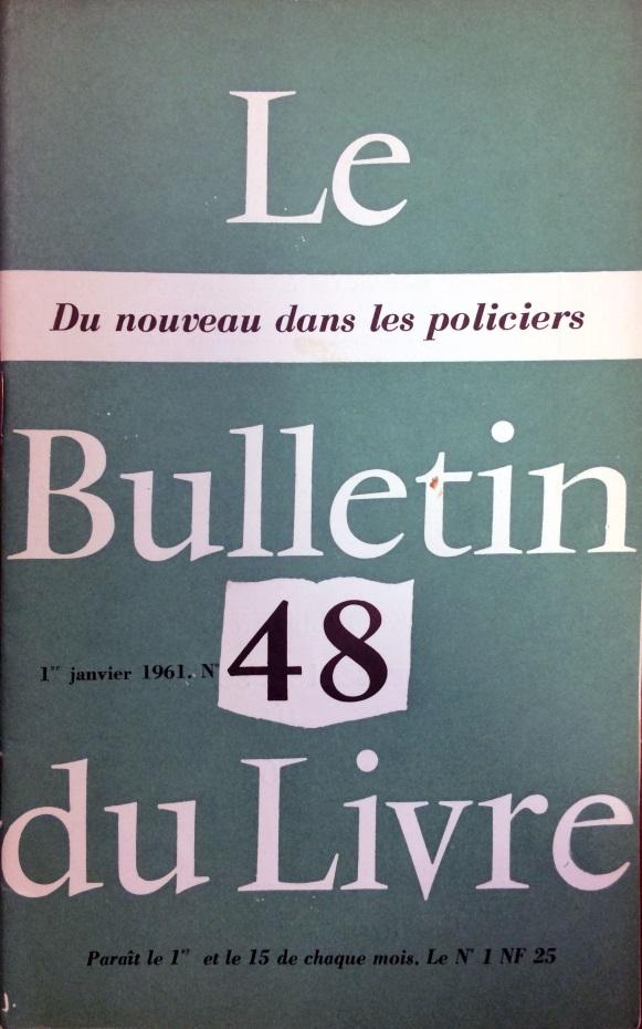 Bulletin du livre 48
