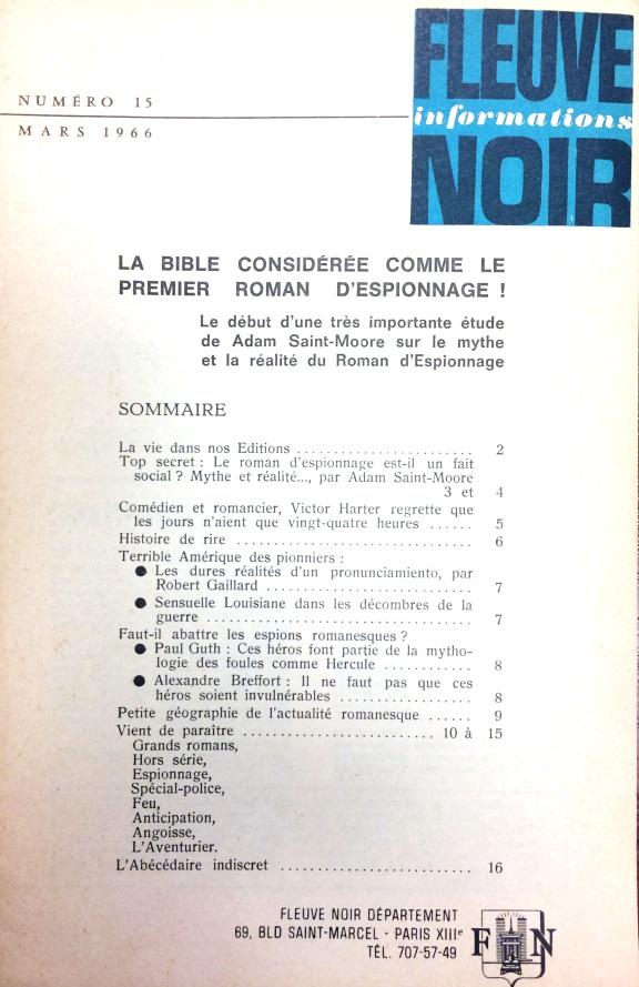 FN infos n°15