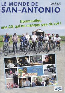 Le Monde de San-Antonio n°86