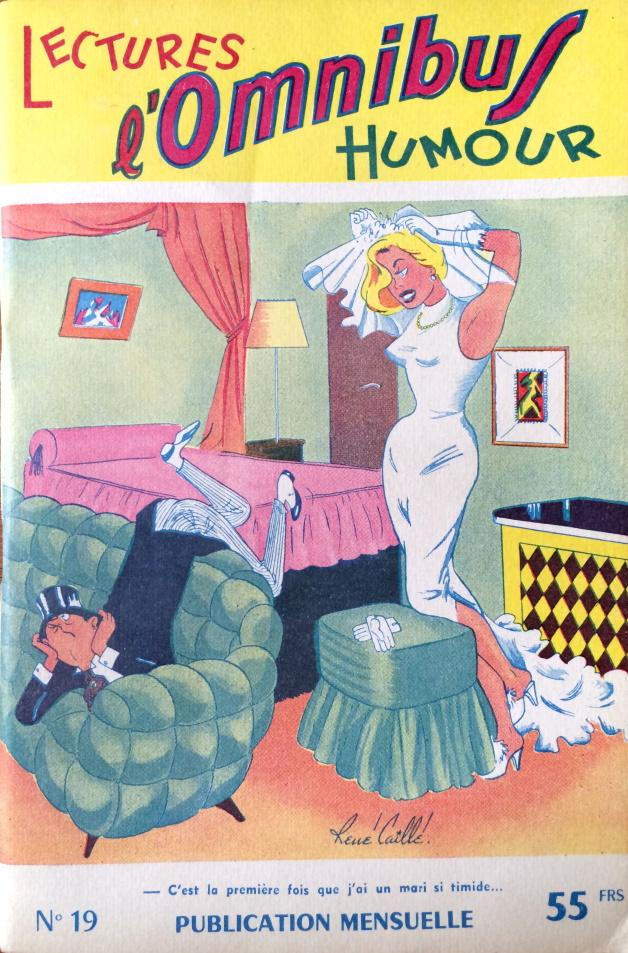 L'omnibus lectures et humour n°19