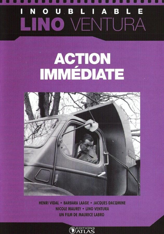 action immédiate dvd 2006
