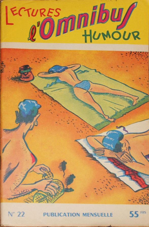 l'omnibus lectures humour n°22