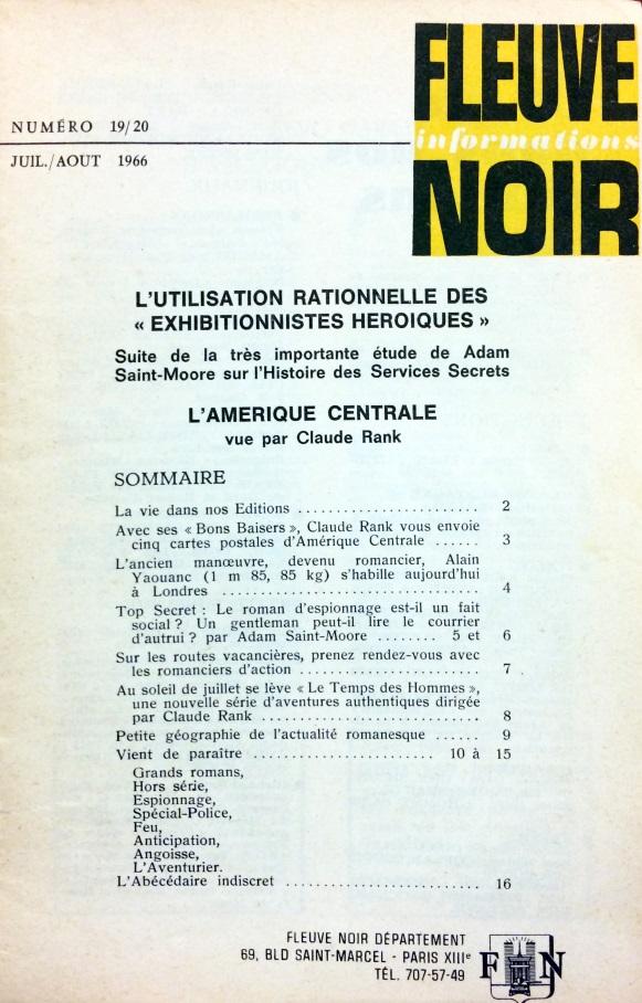 FN infos n°19-20