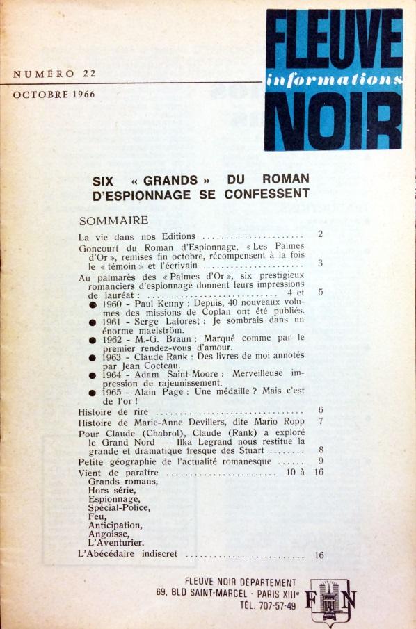 FN infos n°22