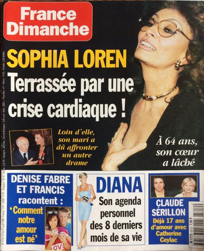 France Dimanche n°2712