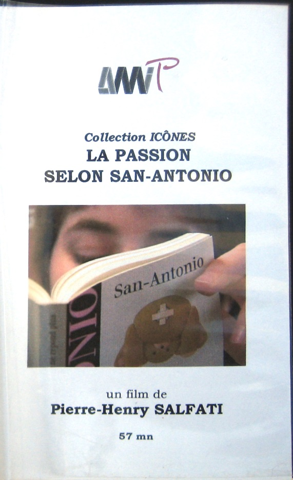 La passion selon San-Antonio