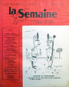 La semaine n°9ns 15 juin1947
