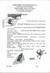 catalogue sevilla mai 1996