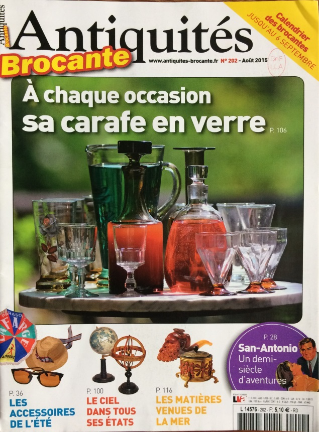 Antiquité brocante n°202