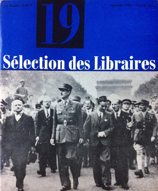 Sélection des libraires n°19