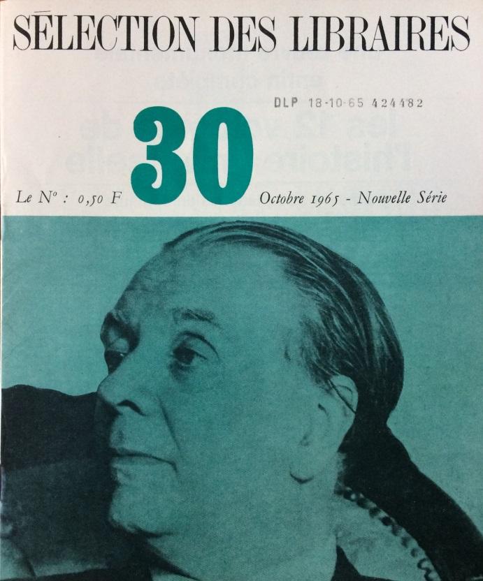 Sélection des libraires n°30
