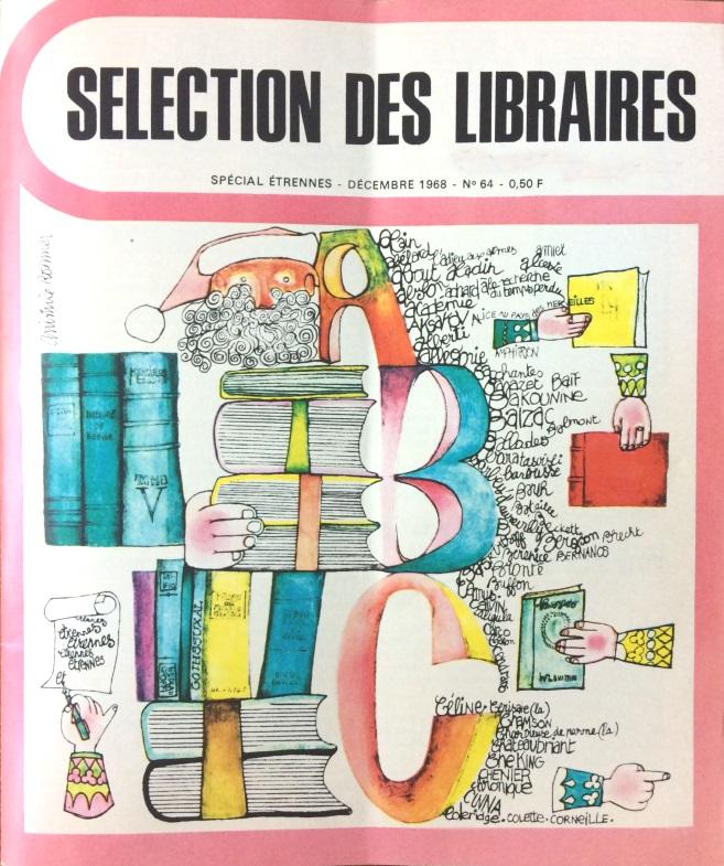 Sélection des libraires n°64