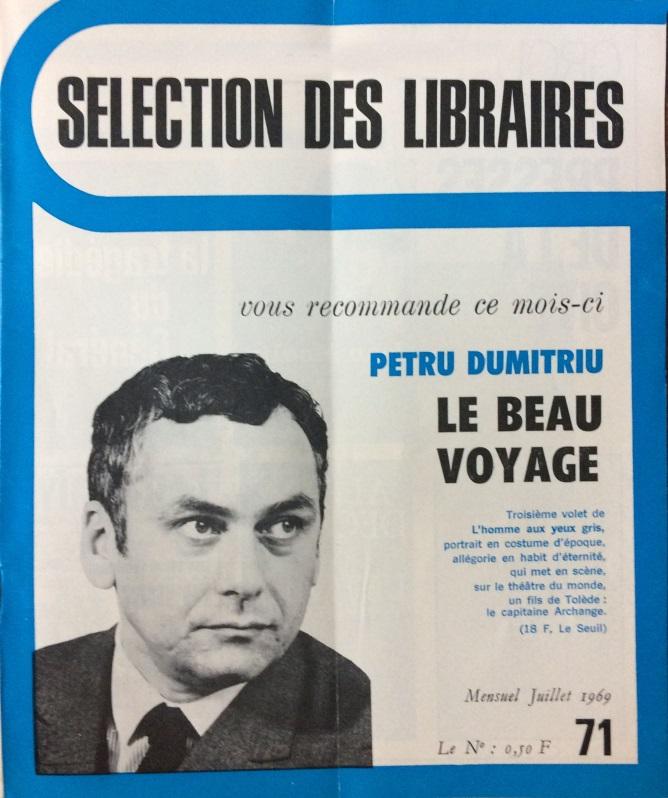 Sélection des libraires n°71