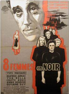 8-femmes-en-noir-22-x-32-affiche-francaise