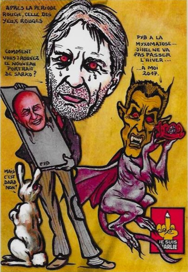 CPM Jihel Pyb Dard et le diable