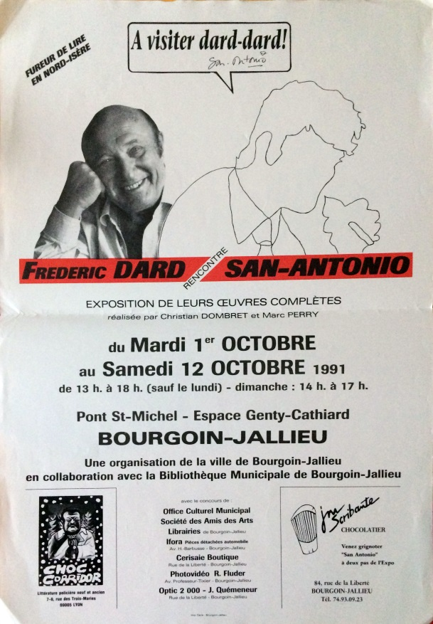 Exposition Bourgoin Jallieu 1991
