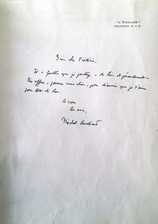 Mot de Michel Audiard