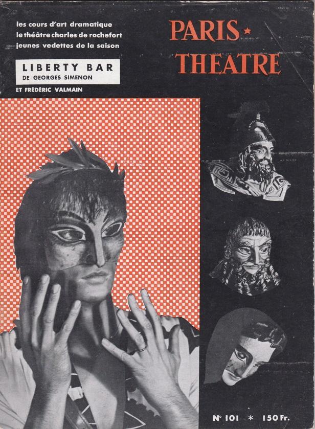 Paris Théâtre n°101