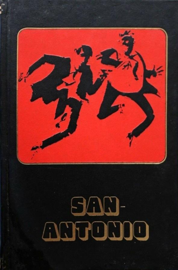 San-Antonio edito service volume 13