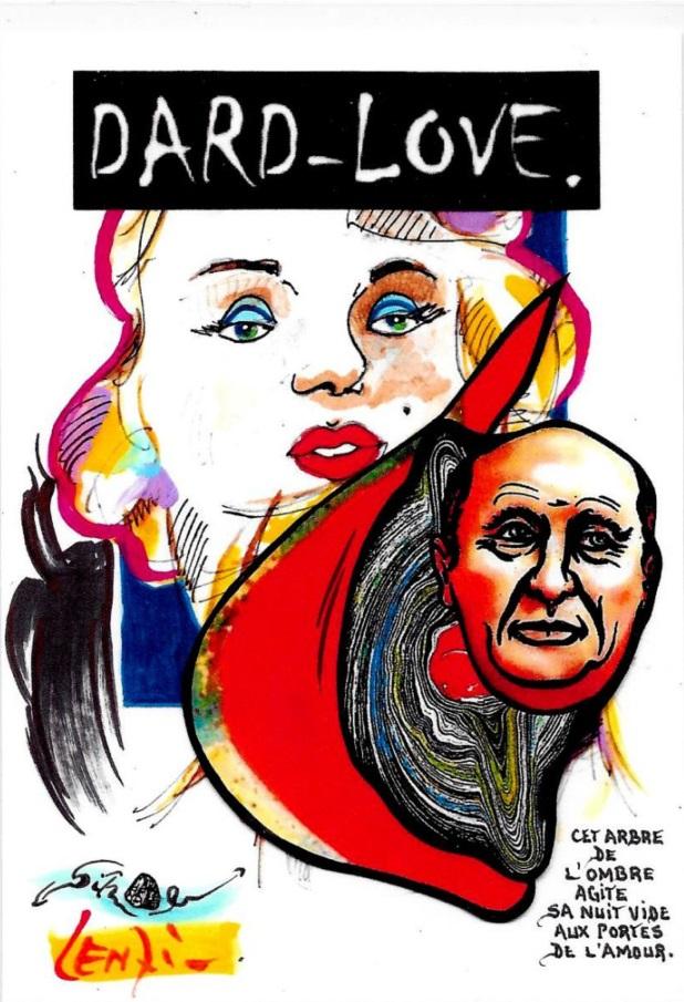 CPM Jihel Lenzi dard love 7