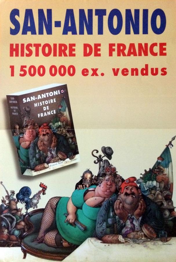 Publicité Histoire de France