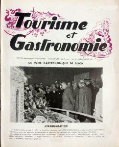 Tourisme et gastronomie n°10
