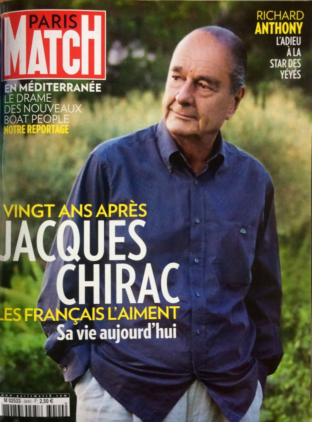 Paris Match n°3440