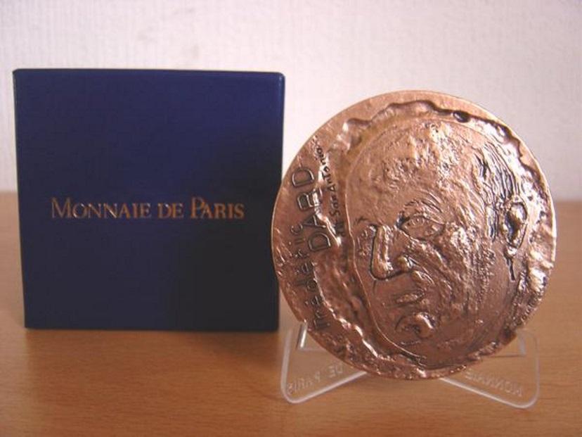 medaille recto