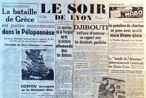 Le Soir de Lyon n°329
