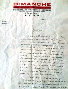 Lettre-Bouvetier 22 nov 1944