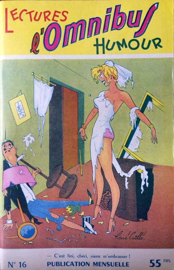 L'omnibus lectures et humour n°16