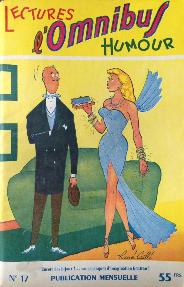 L'omnibus lectures et humour n°17