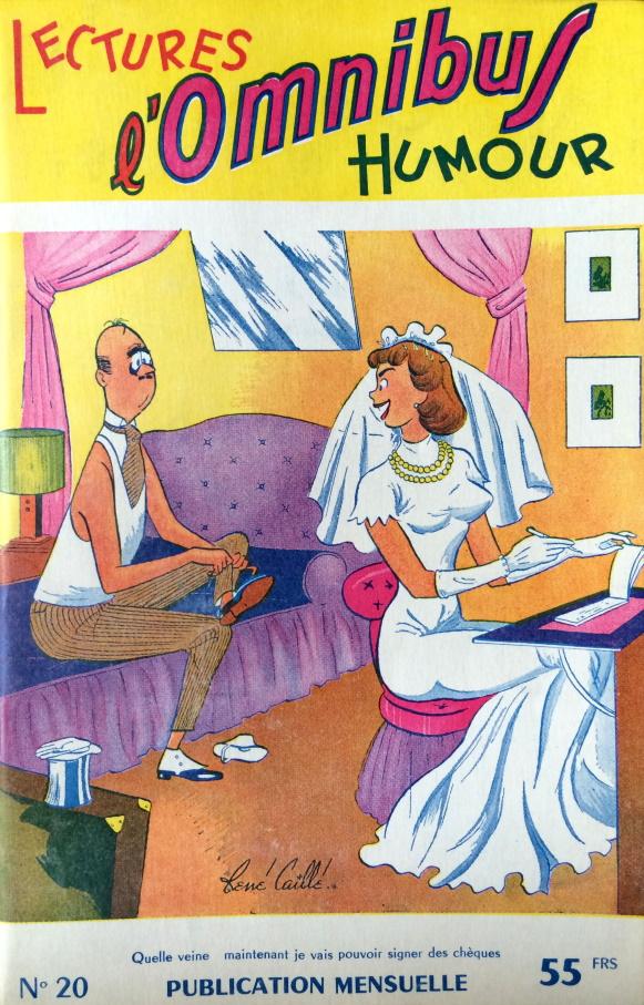 L'omnibus lectures et humour n°20