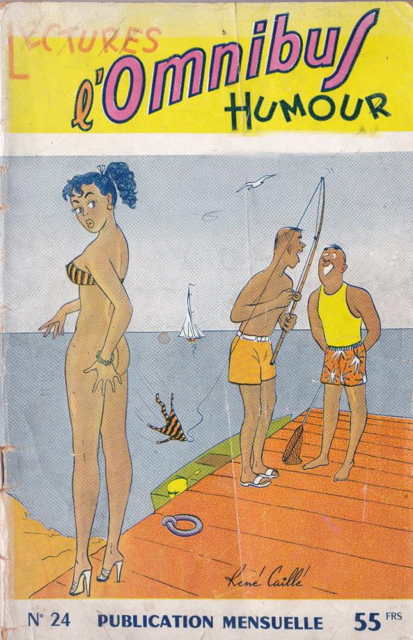 l'omnibus lectures et humour n°24