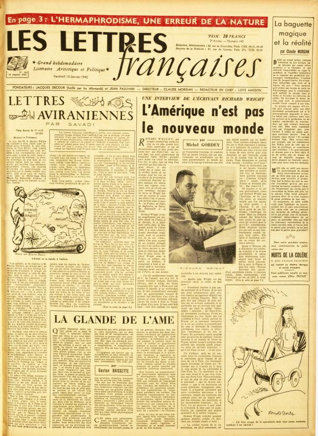 Les_Lettres_françaises_10 janvier 1947