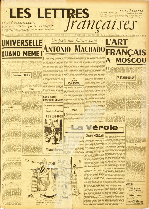 Les_Lettres_françaises_24 mars 1945