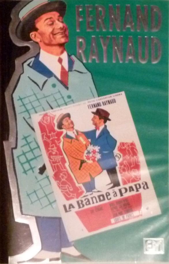 La bande à Papa VidéoMontparnasse - face avant