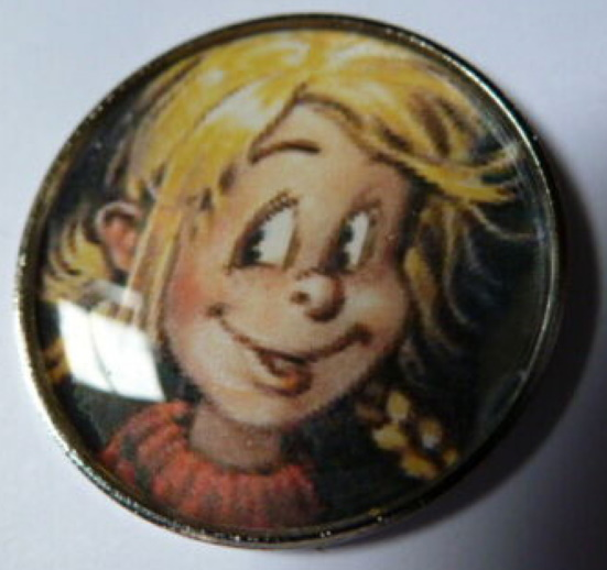 Pin's Marie-Marie