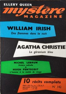 Mystère Magazine n°142