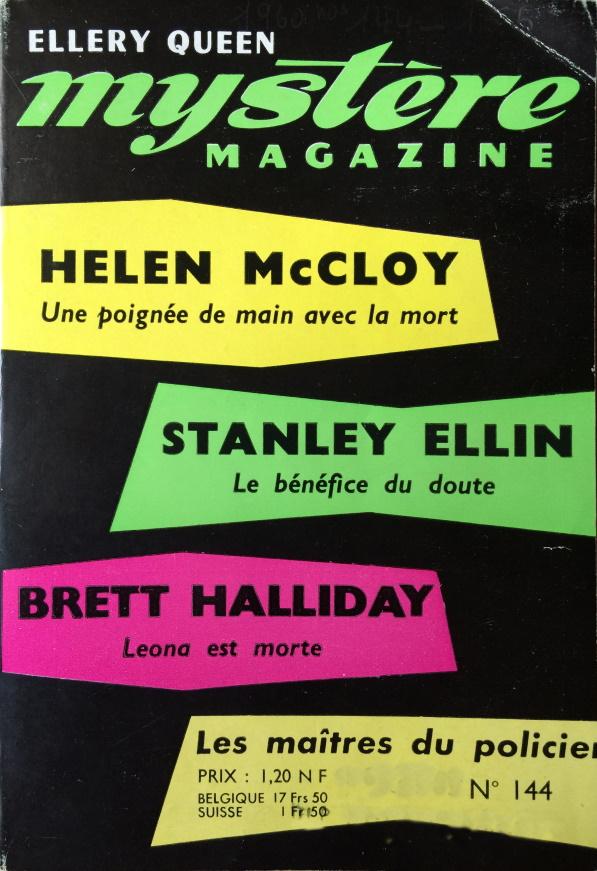 Mystère Magazine n°144