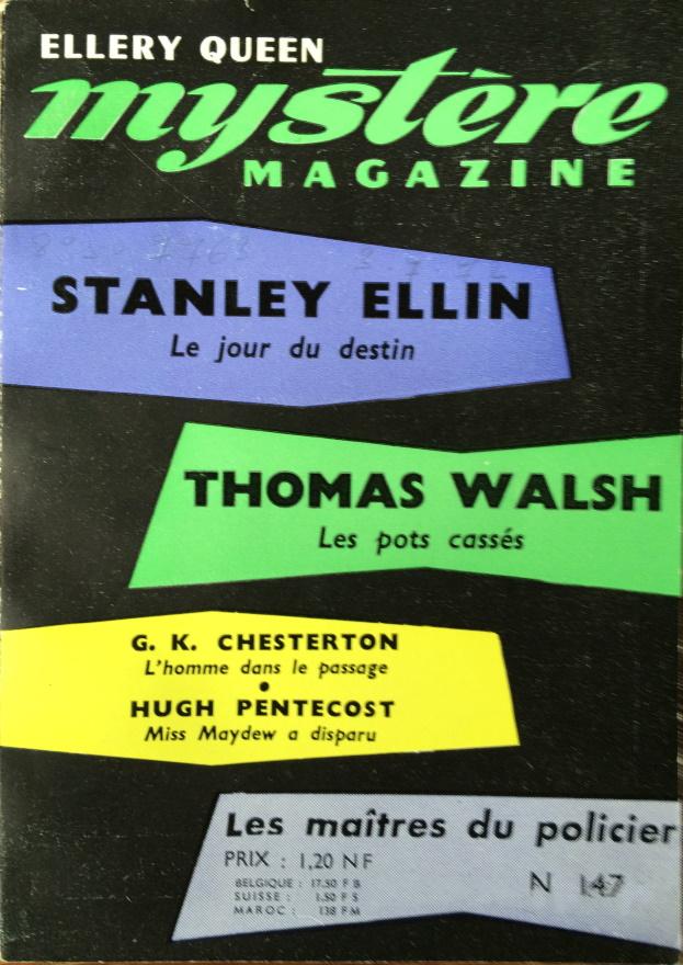 Mystère Magazine n°147