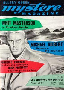Mystère Magazine n°150